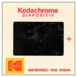 Kodachrome Slides 35mm