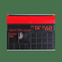 MiniDV auf DVD