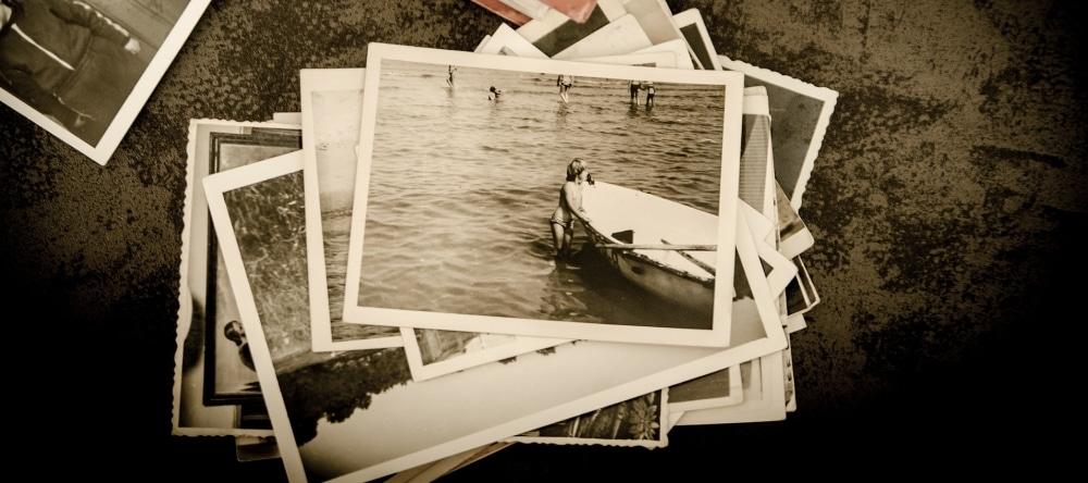 Alte Bilder, Fotoabzüge