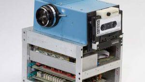 Die erste Digitalkamera 1973 von Kodak