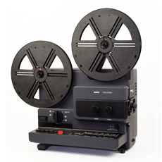 ScanCorner Equipment und Super-8 Projektoren Bauer T510 Stereo