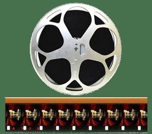 16mm Film mit Ton