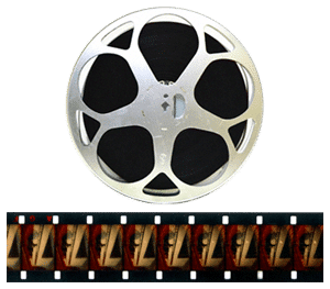 16mm Film ohne Ton