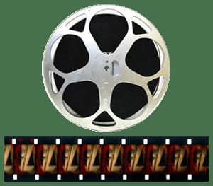 16mm Film mit Tonspur