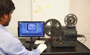 ScanCorner manuelle Digitalisierung film auf DVD