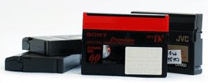MiniDV Kassetten