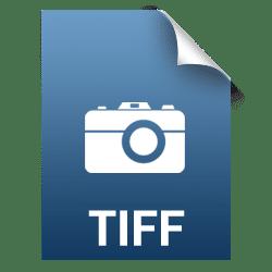 Hochauflösend mit TIF
