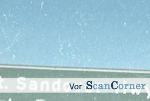 ScanCorner Scan-Qualität