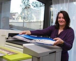 Foto-Express Inahberin Daniela Furrrer (Kundendienst)