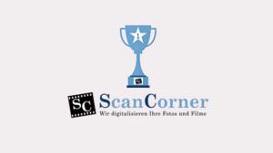 ScanCorner digitalisiert Fotos am günstigsten