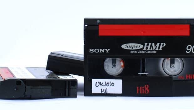 ScanCorner Hi8 auf DVD digitalisieren