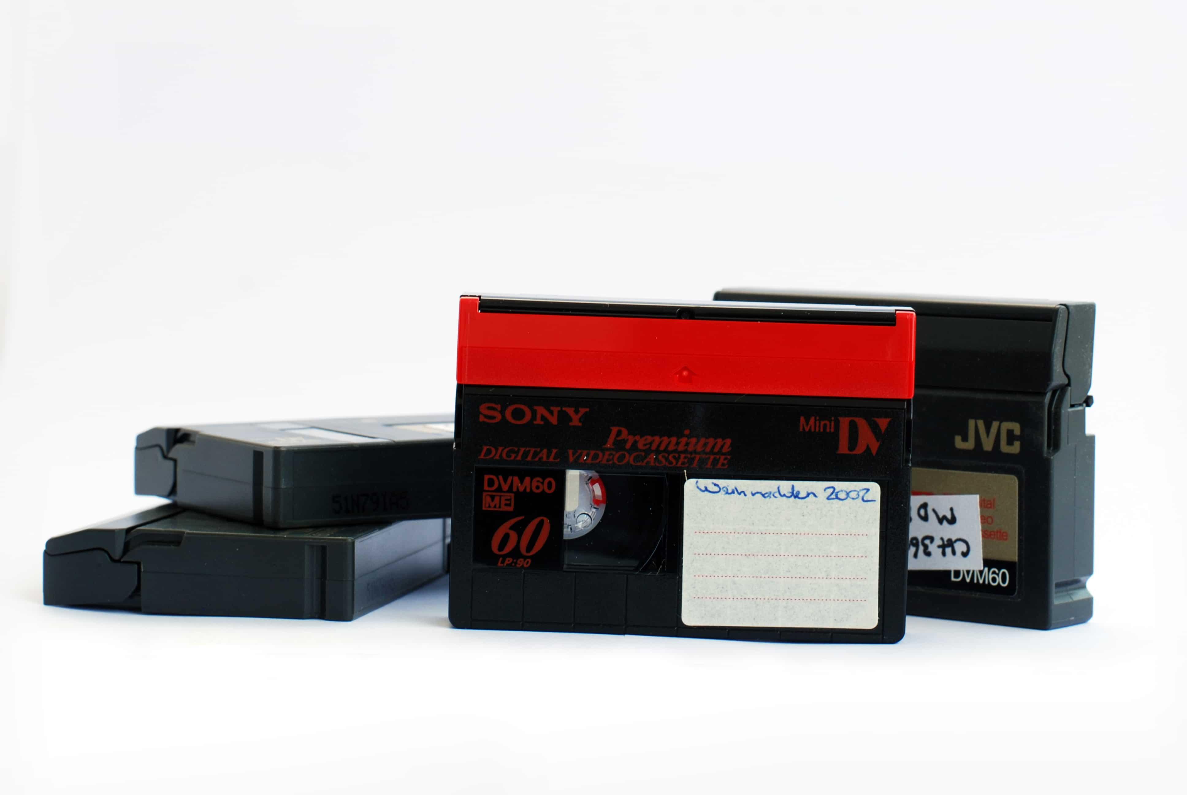 ScanCorner MiniDV auf DVD digitalisieren