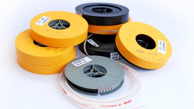 ScanCorner Super8 auf DVD digitalisieren